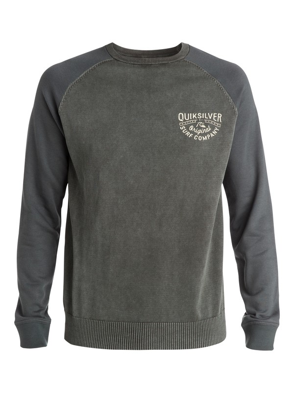 0 Fusion Key - Sweat crew-neck  EQYSW03075 Quiksilver