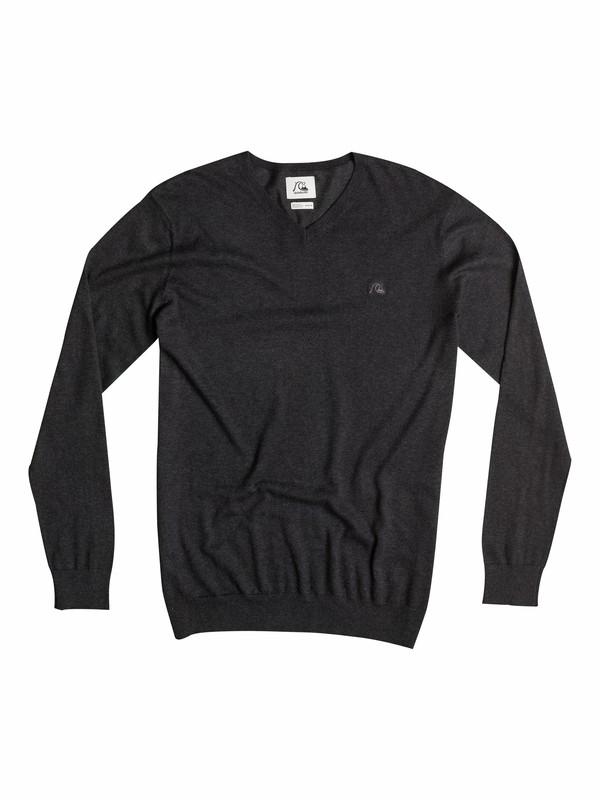0 Kelvin V-Neck Sweater  EQYSW03093 Quiksilver
