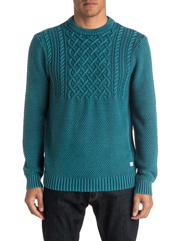 0 Roughtide Sweater  EQYSW03108 Quiksilver