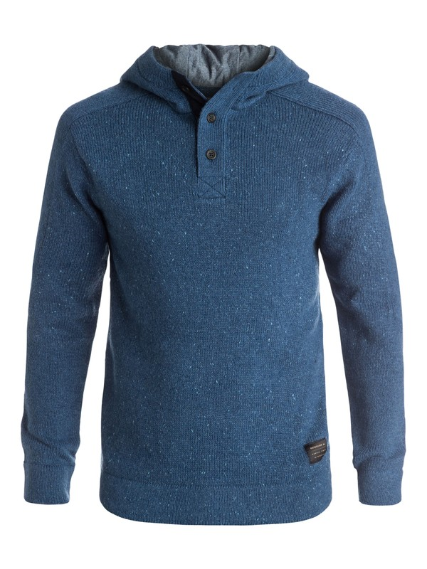 0 Key City - Sweat à capuche  EQYSW03139 Quiksilver