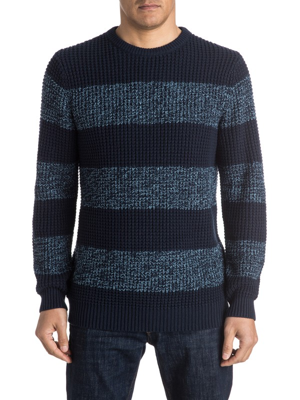 0 Stunning Light - Sweat Bleu EQYSW03146 Quiksilver