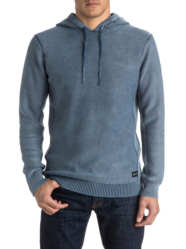 0 Courtyard Hooded Sweater  EQYSW03151 Quiksilver