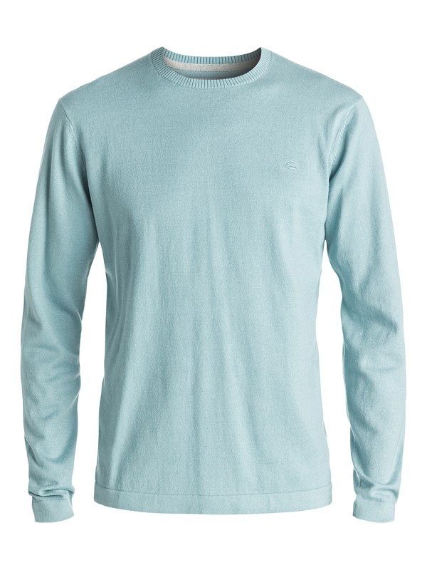 0 Everyday Kelvin - Sweat Bleu EQYSW03159 Quiksilver