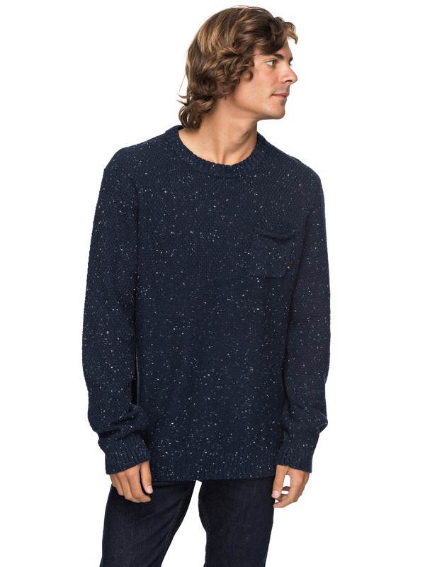 0 Newchester Pocket Sweater  EQYSW03164 Quiksilver