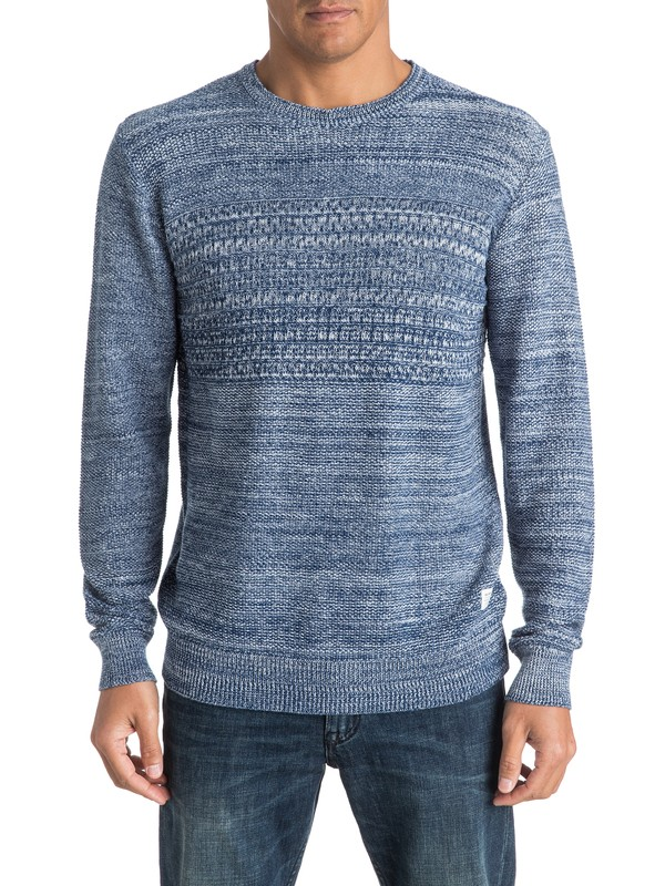 0 Ransom Picks - Pullover Chiné  EQYSW03169 Quiksilver