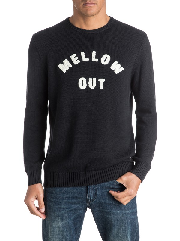 0 Mellow Out Sweater  EQYSW03171 Quiksilver