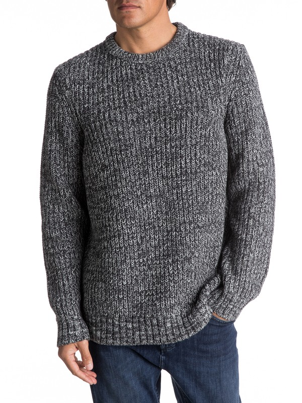 0 Limay - Pull col rond  EQYSW03190 Quiksilver