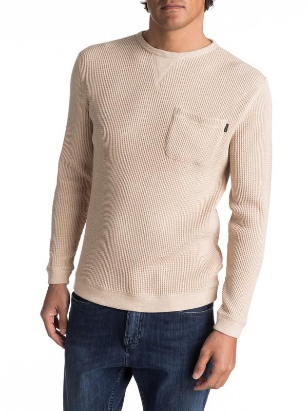 0 Kemp Ton Pocket Sweater  EQYSW03193 Quiksilver