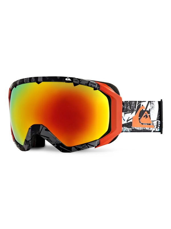 0 Q2 Goggles Blue EQYTG03002 Quiksilver