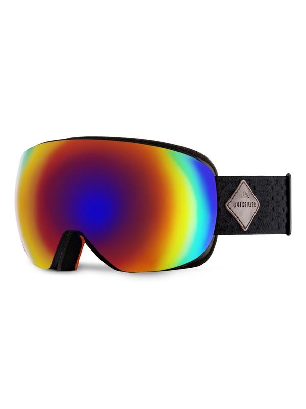 0 QS R - Goggles Черный EQYTG03004 Quiksilver