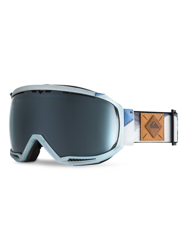 0 Hubble Travis Rice Goggles  EQYTG03020 Quiksilver