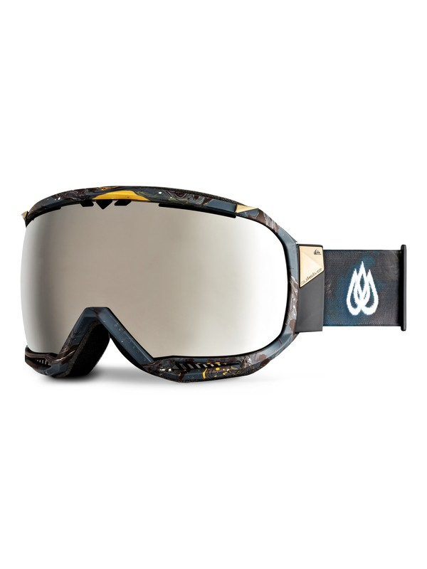 0 Hubble Travis Rice - Masque  EQYTG03020 Quiksilver