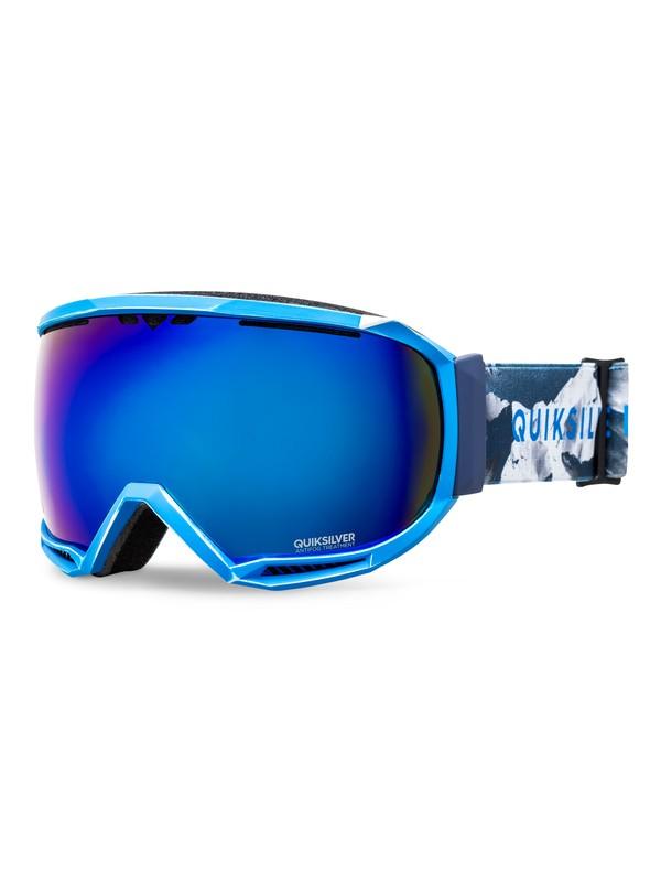 0 Hubble - Masque de snowboard/ski Bleu EQYTG03031 Quiksilver