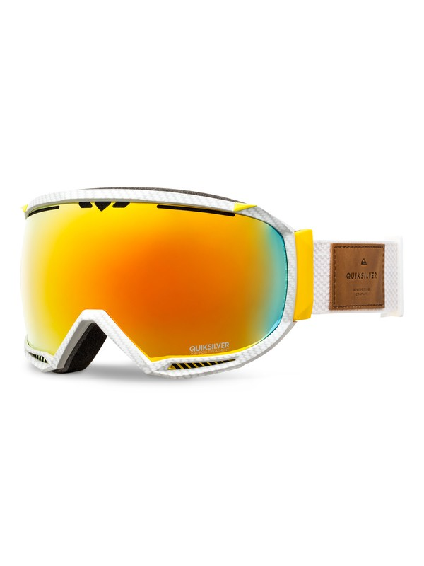 0 Hubble - Snowboard/Ski Goggles White EQYTG03031 Quiksilver