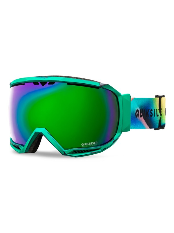 0 Hubble - Snowboard/Ski Goggles Yellow EQYTG03031 Quiksilver