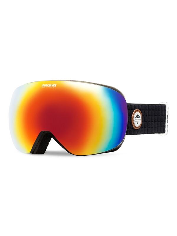 0 QS R - Masque de snowboard/ski Noir EQYTG03032 Quiksilver