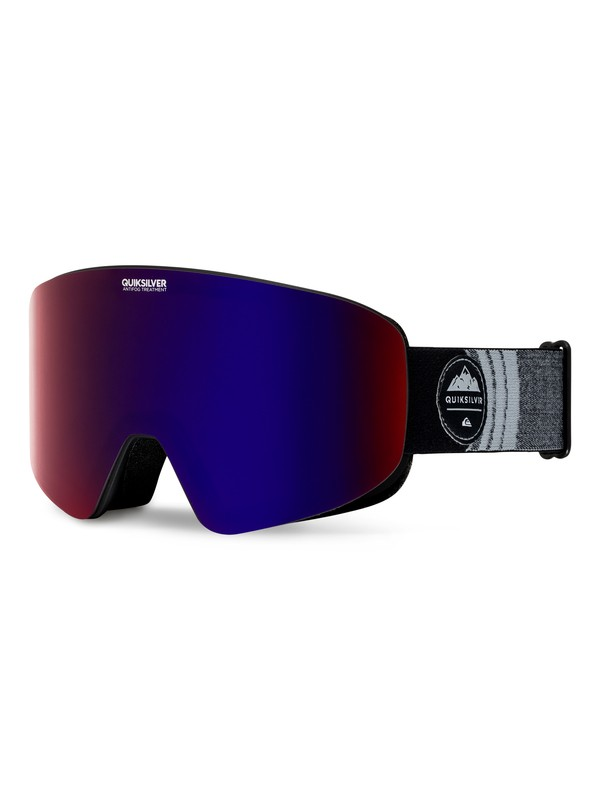 0 Quiksilver Goggles Black EQYTG03034 Quiksilver