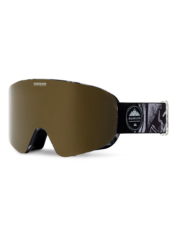 0 QS RC - Snowboard/Ski Goggles Black EQYTG03034 Quiksilver