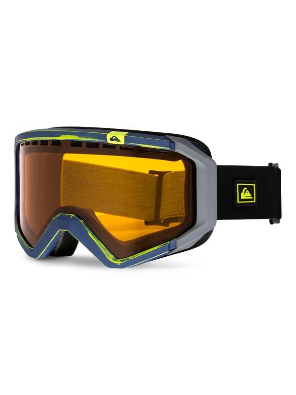 0 Q1 Photochromic - Masque de snowboard/ski Bleu EQYTG03038 Quiksilver