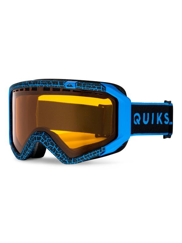 0 Q1 Photochromic - Masque de snowboard/ski Noir EQYTG03038 Quiksilver