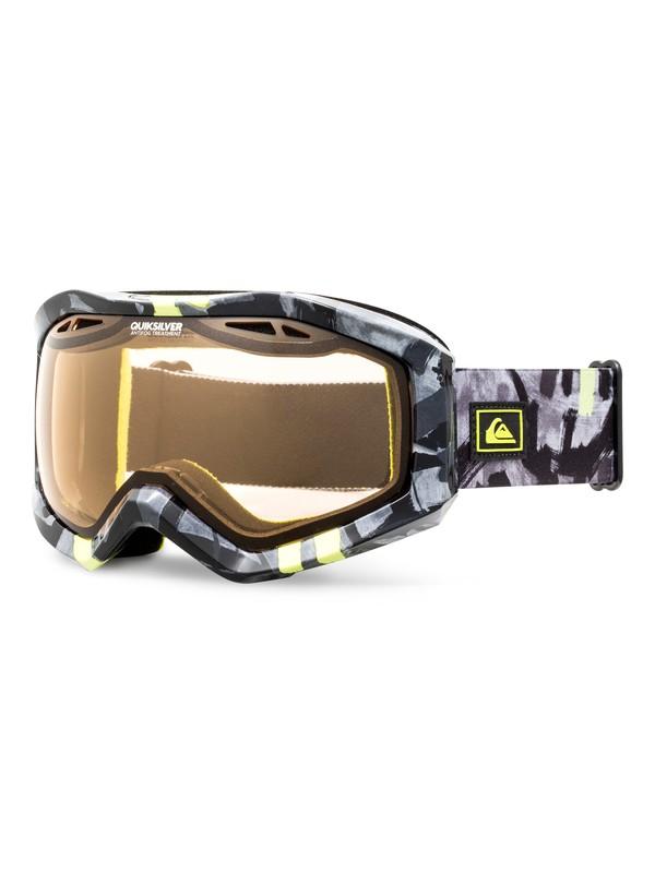 0 Fenom Art Series Bad Weather - Masque de snowboard/ski Noir EQYTG03040 Quiksilver