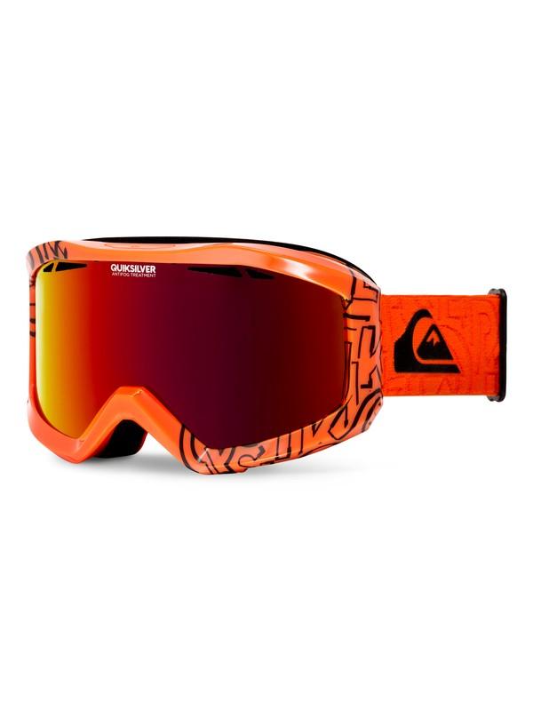 0 Fenom - Masque de snowboard/ski Orange EQYTG03042 Quiksilver