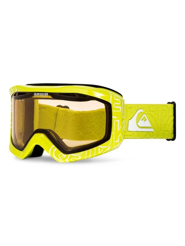 0 Fenom Bad Weather - Masque de snowboard/ski Vert EQYTG03043 Quiksilver