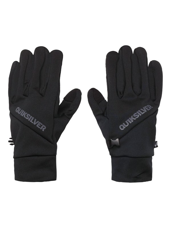 0 City Liner Gloves  EQYTH00007 Quiksilver