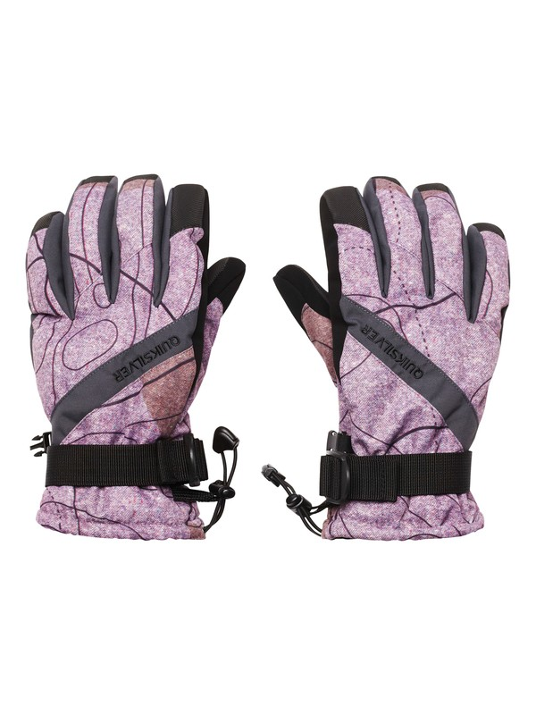 0 Meteor Gloves  EQYTH00009 Quiksilver
