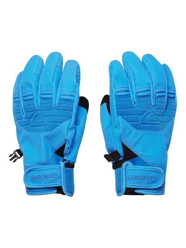 0 Method Gloves Blue EQYTH00010 Quiksilver