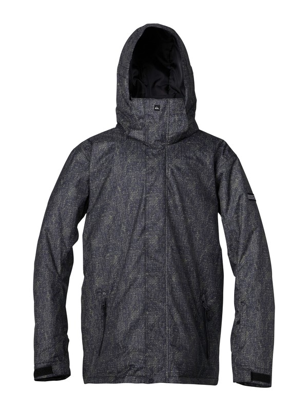 0 Mission 10K Insulated Jacket  EQYTJ00013 Quiksilver