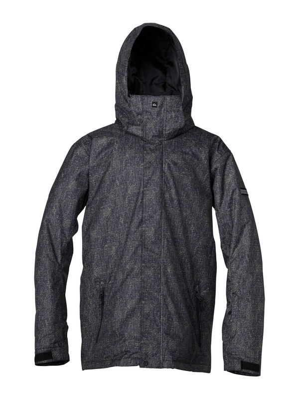 0 Mission 10K Shell Jacket  EQYTJ00014 Quiksilver