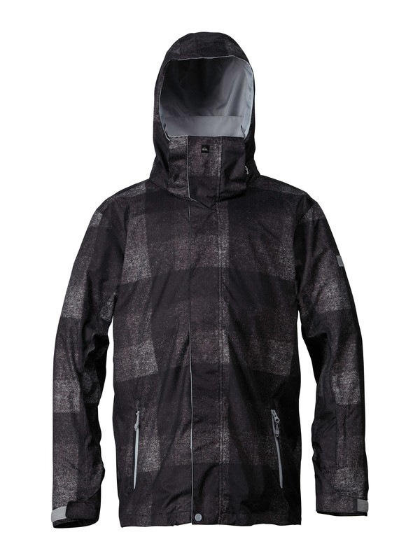 0 Mission 10K Insulated Jacket  EQYTJ00024 Quiksilver