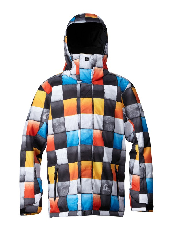 0 Mission 10K Shell Jacket  EQYTJ00026 Quiksilver