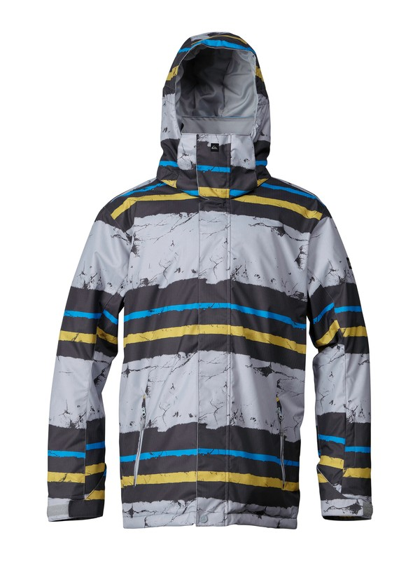 0 Mission 10K Insulated Jacket  EQYTJ00032 Quiksilver