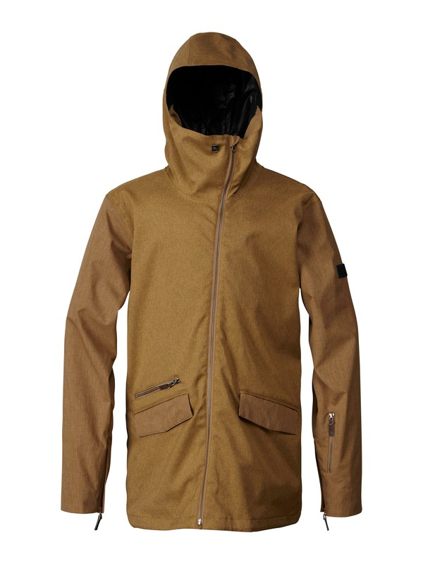 0 Elevation 15K Shell Jacket  EQYTJ00035 Quiksilver