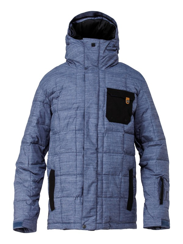 0 Hemlock 10K Jacket  EQYTJ00078 Quiksilver