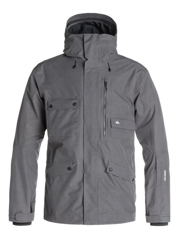 quiksilver, Northwood 2L GORE-TEX - Snowboard Jacket, IRON GATE (kzm0)