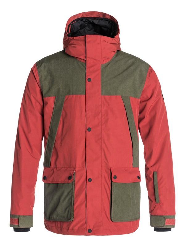 0 Fact 10K Snow Jacket  EQYTJ03008 Quiksilver