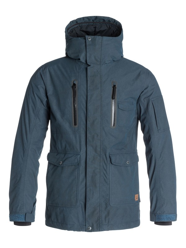 0 Dark And Stormy Snow Jacket  EQYTJ03009 Quiksilver