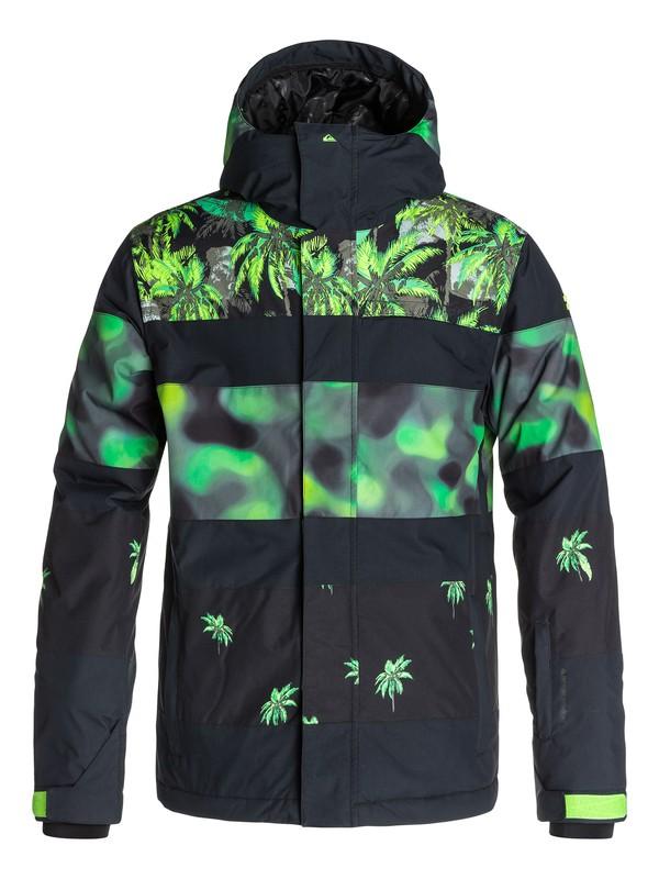 0 Fiction 10K Snow Jacket  EQYTJ03014 Quiksilver