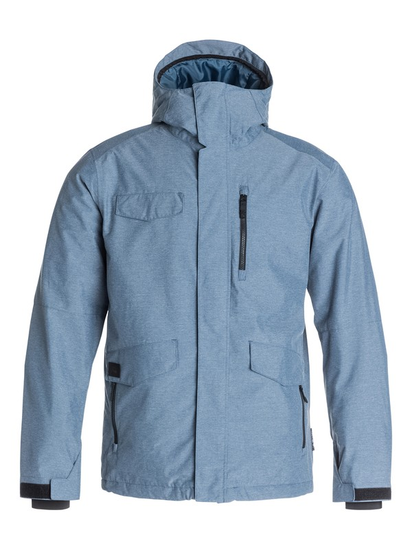 0 Raft  10K Snow Jacket  EQYTJ03015 Quiksilver