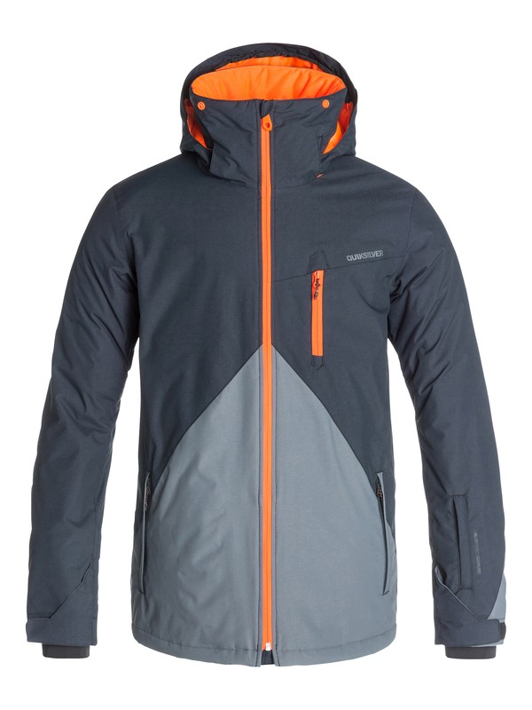 0 Mission Color Block - Veste de snow  EQYTJ03018 Quiksilver