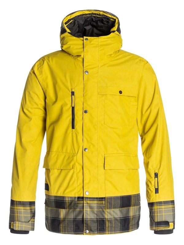 0 Sense Snow Jacket  EQYTJ03026 Quiksilver