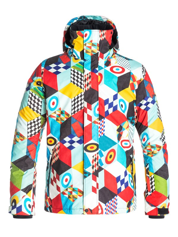 0 Alex Courtes Mission - Veste de snow  EQYTJ03040 Quiksilver