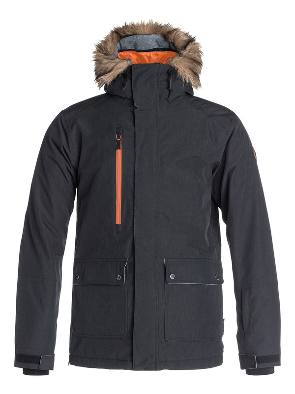 0 Selector Mountain Exclusive - Veste de snow  EQYTJ03047 Quiksilver