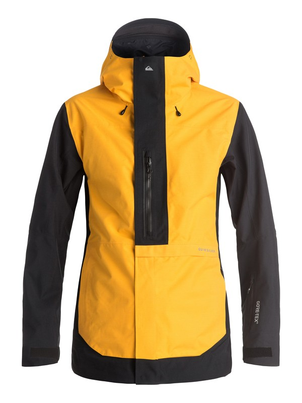 0 TR Exhibition 2L GORE-TEX® - Veste de snow Orange EQYTJ03050 Quiksilver