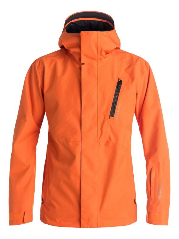 0 Forever 2L GORE-TEX® - Veste de snow Orange EQYTJ03052 Quiksilver