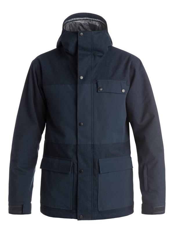 0 Honest Snow Jacket  EQYTJ03058 Quiksilver