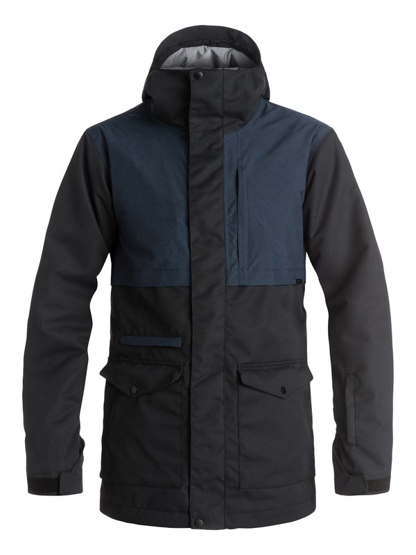 0 New Wave Horizon Snow Jacket  EQYTJ03061 Quiksilver